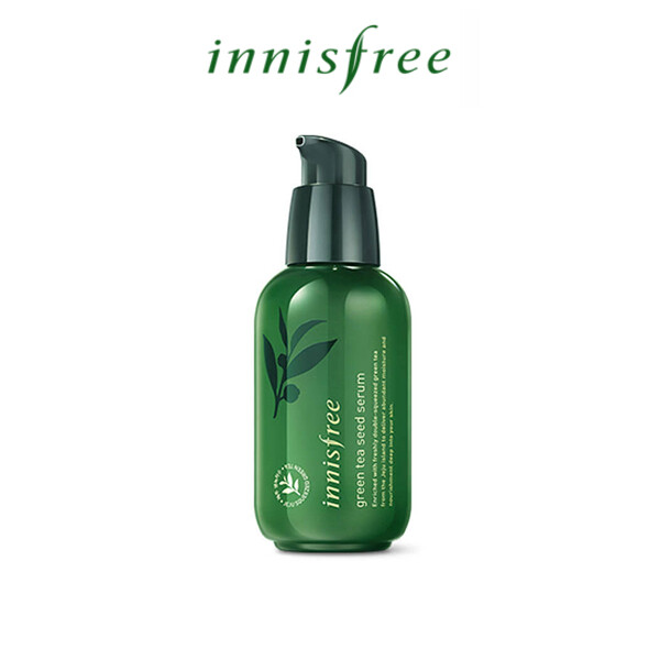 [Innisfree] Green Tea Seed Serum 80ml (Expiry in 2021/22)