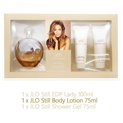 [Group Buy!] Jennifer Lopez JLO Still 100ml Premium Gift Set