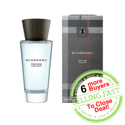 [Group Buy!] Burberry Touch EDT Men 100ml