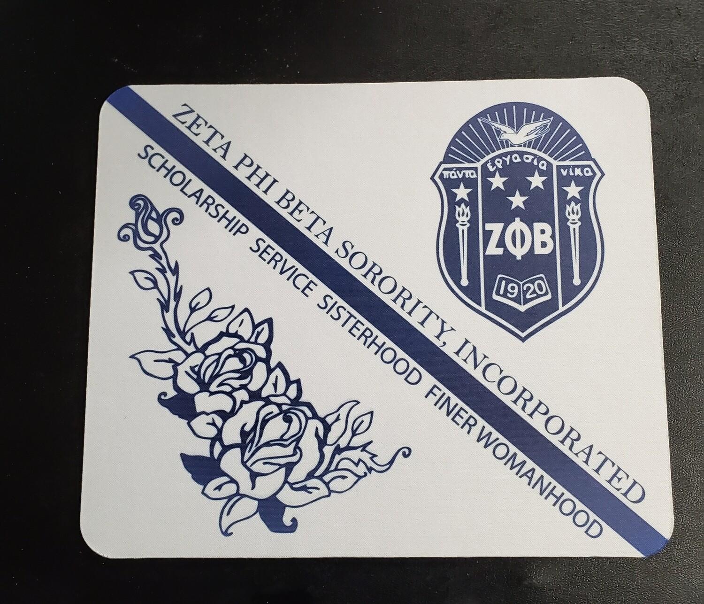 Zeta Principles Mouse Pad