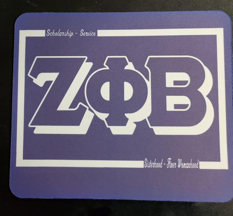 Mouse Pad Zeta Principles