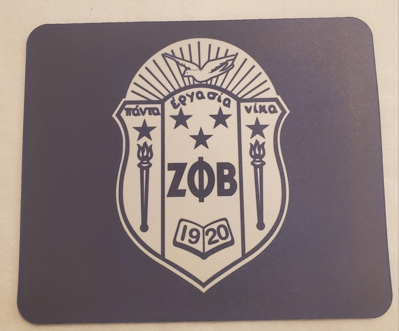 Zeta Shield Mouse Pad
