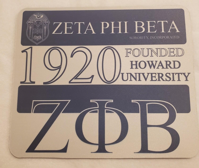 Zeta 1920 Mouse Pad