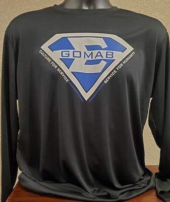 Super Sigma (Dri-Fit) - Long Sleeve