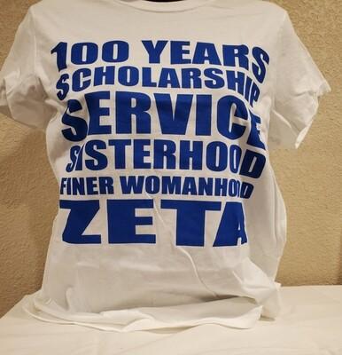 100 Years Zeta