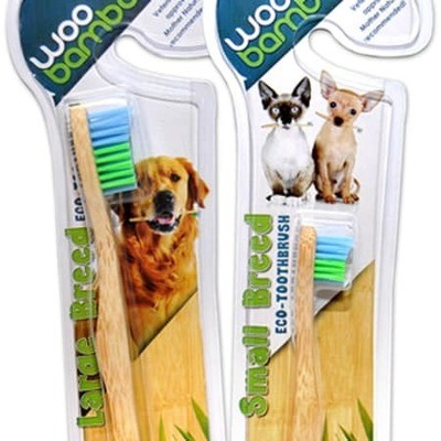 Bamboo Pet Tooth Brushes