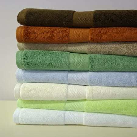 Six Piece Towel Set
