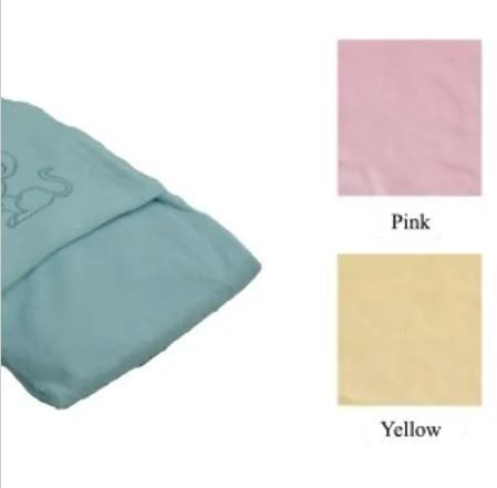 Hooded Bamboo Baby Towel
