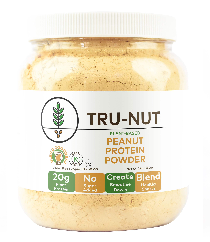 Tru-Nut Proteína de Amendoim em Pó 522