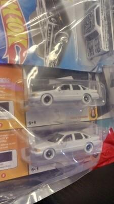 White Lightning 1996 Chevrolet Impala SS