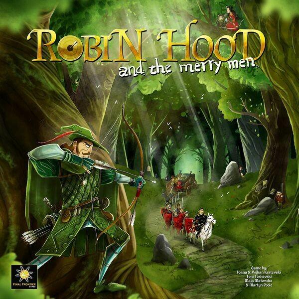 Robin Hood and the merry men (dt.Ausgabe)