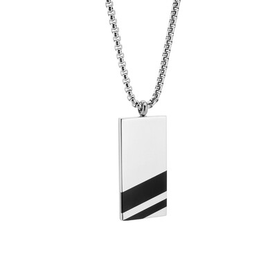 Stainless Steel Fashion Necklace