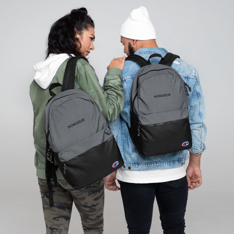 Monsieur X Champion Backpack