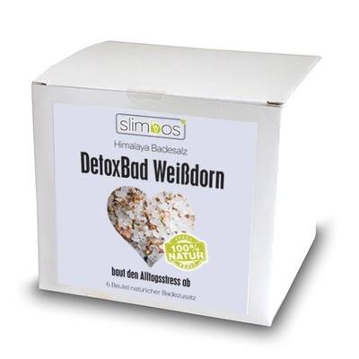 DetoxBad Weißdorn