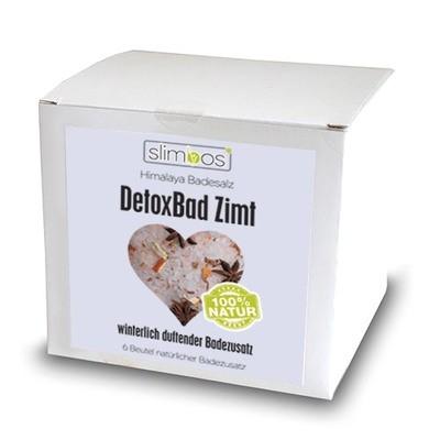 DetoxBad Zimt