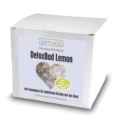 DetoxBad Lemon