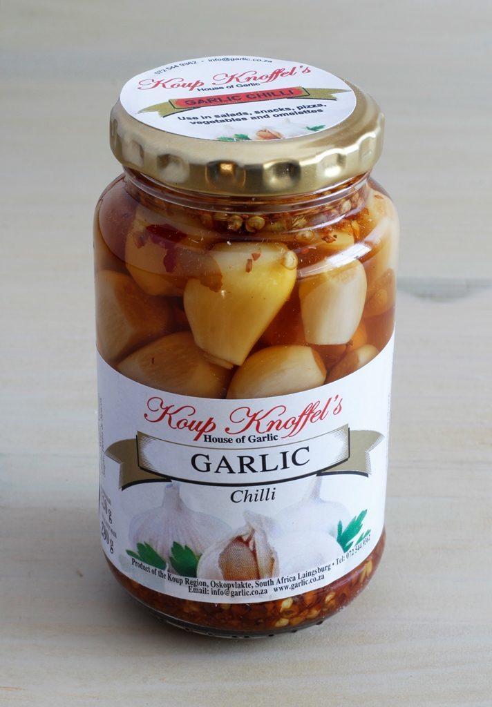 Chilli Garlic Pickle x24 690616X24