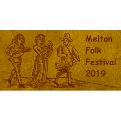 Melton Folk Festival 2019 Sticker