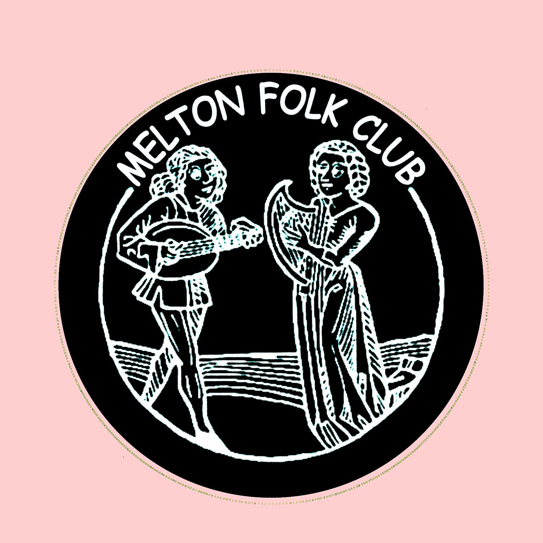 Melton Folk Club Sticker