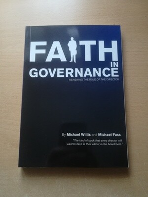 Faith in Governance - Michael Willis & Michael Fass