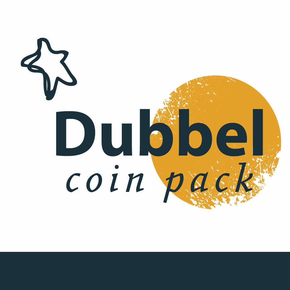 Dubbel coinpack Notte delle Botti 2020 00002