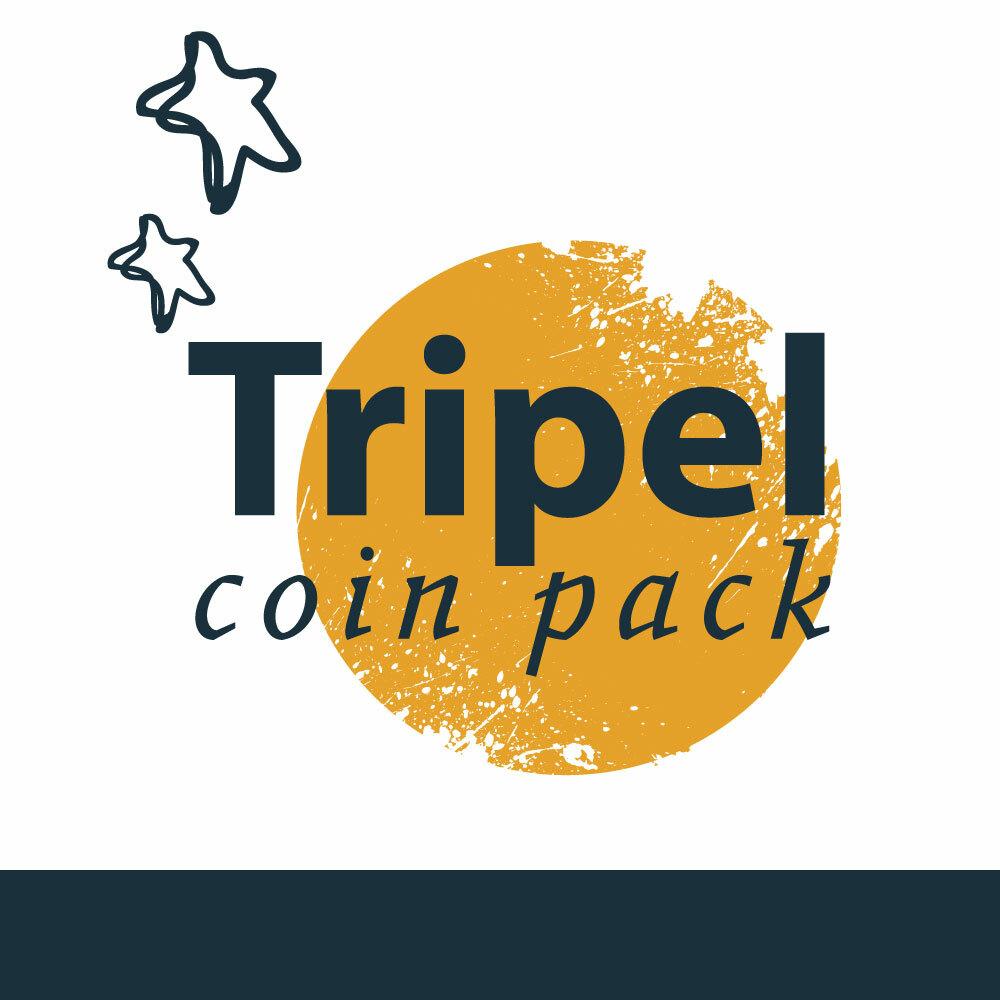 Tripel coin pack Notte delle Botti 2020 00003