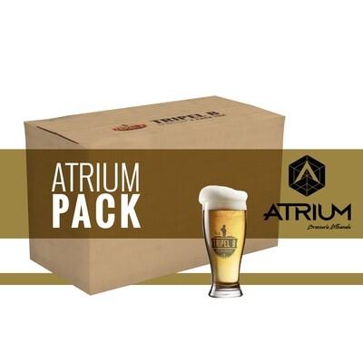 Pachetto Atrium - 24 x 33cl - Riempi la tua scatola