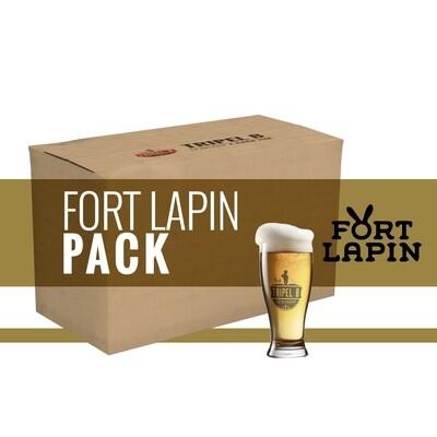 Pachetto Fort Lapin - 24 x 33cl - Riempi la tua scatola