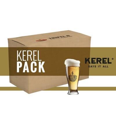 Pachetto Kerel - 24 x 33cl - Riempi la tua scatola