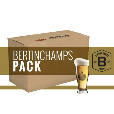 Pachetto Bertinchamps - 20 x 50cl - Riempi la tua scatola