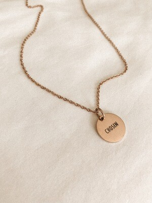 Chosen necklace