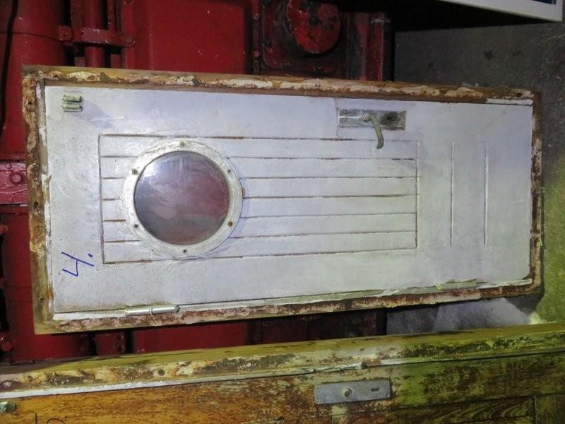 4. Dører Teak - 55x141