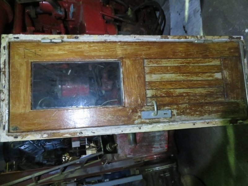 7. Dører Teak - 55x160