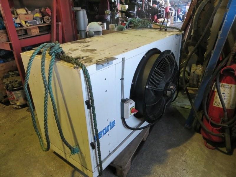 7. Frys/kjøle utstyr-kompresorer