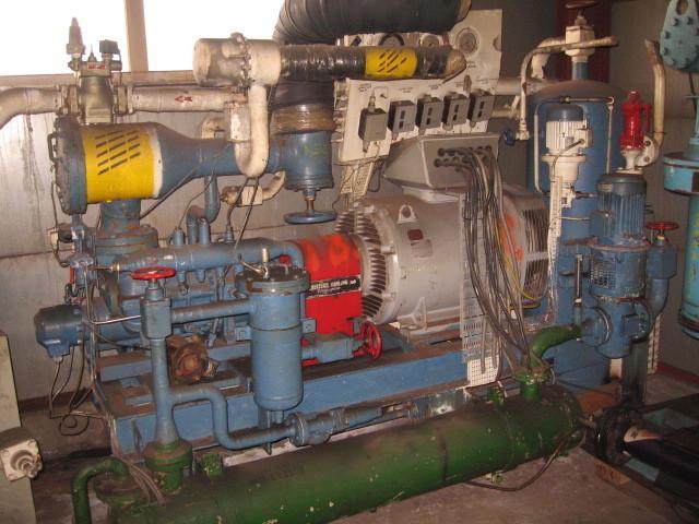 18. Frys/kjøle utstyr-kompresorer - Mycom 160 VMD 5,8