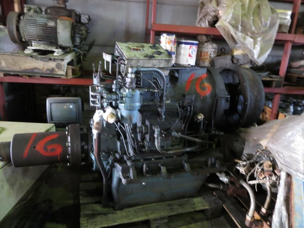 16. Gear boxes - Volda Liaaen gir. ACG 380