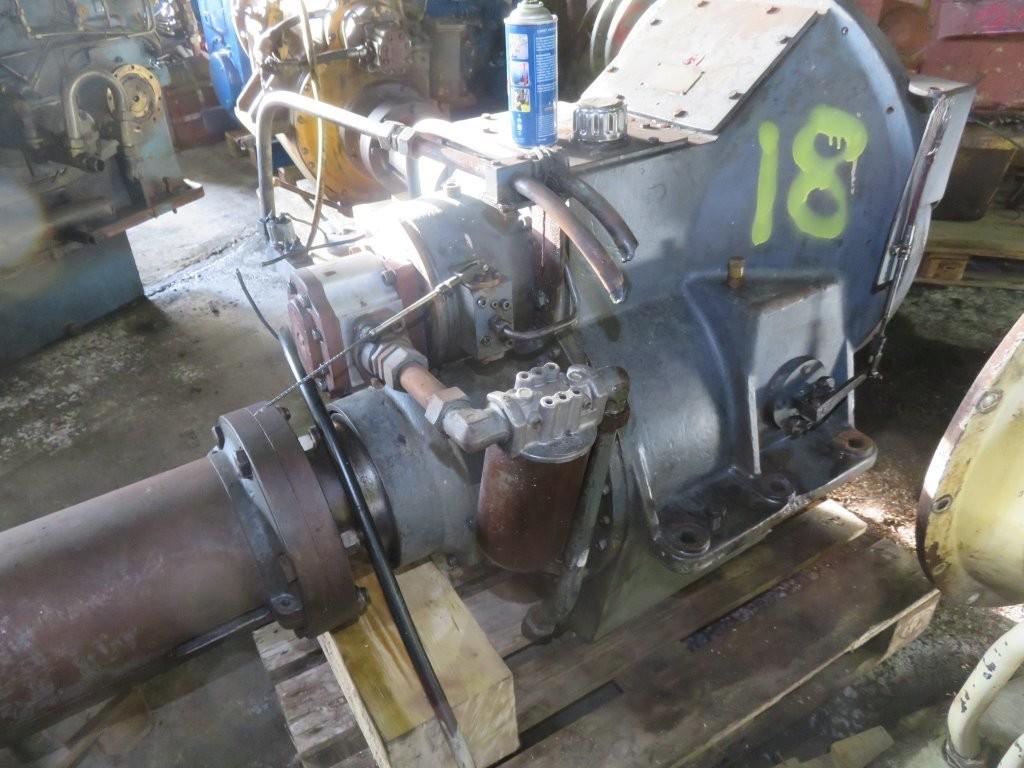 18. Gear boxes - Finnøy G30 F