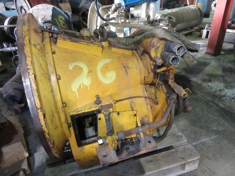 26. Gear boxes - Pb 2 S 37 SMV marine
