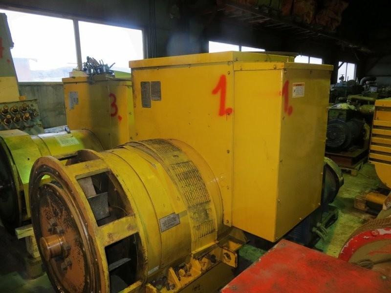 1. Generatorer - Cat 750kwa 220 volt