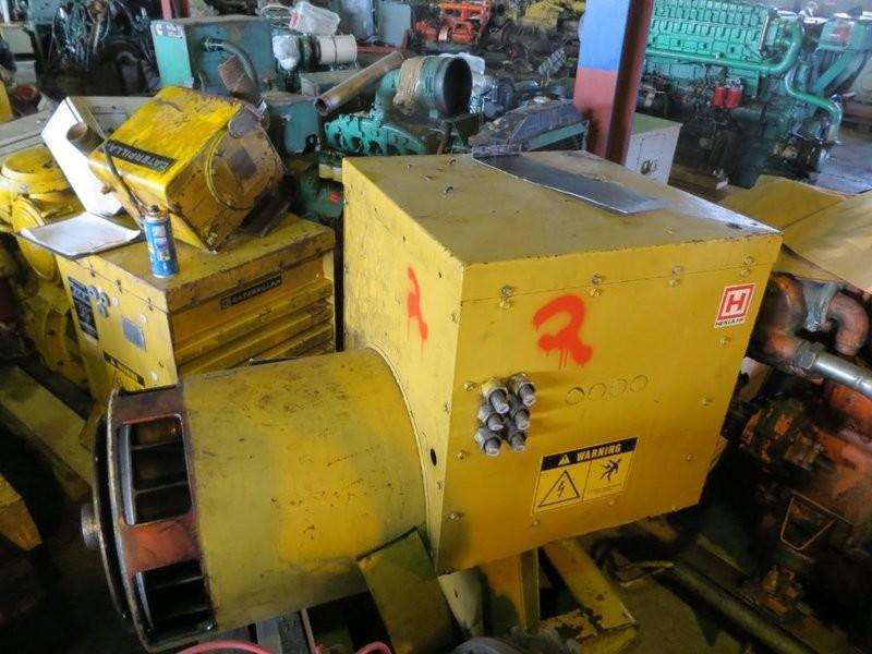 2. Generatorer - Cat 245kva 220 volt