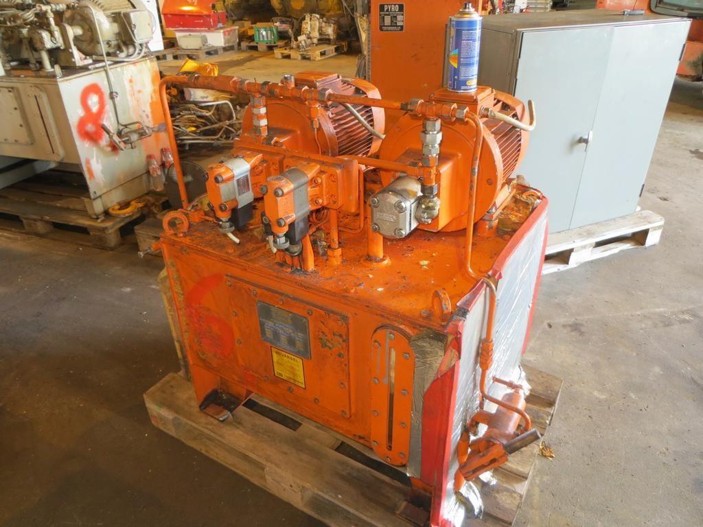 6. Hydraulik agregat