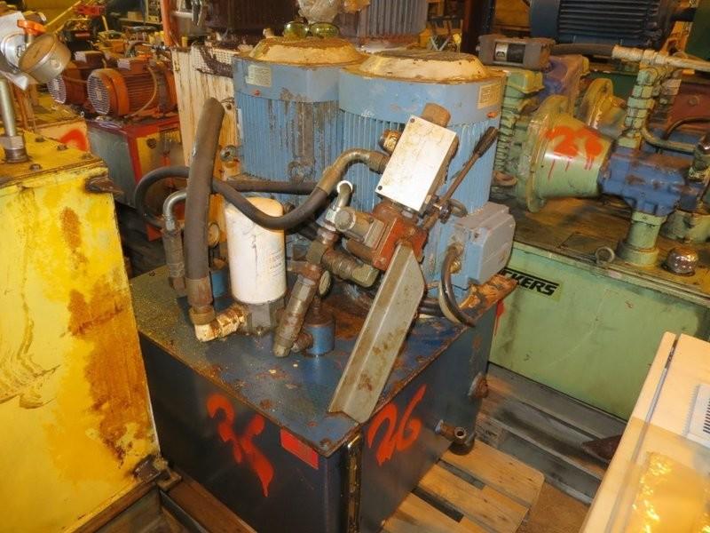 26. Hydraulik agregat - PA 200