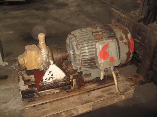 6. Hydraulik pumper - Vickers  3520 V