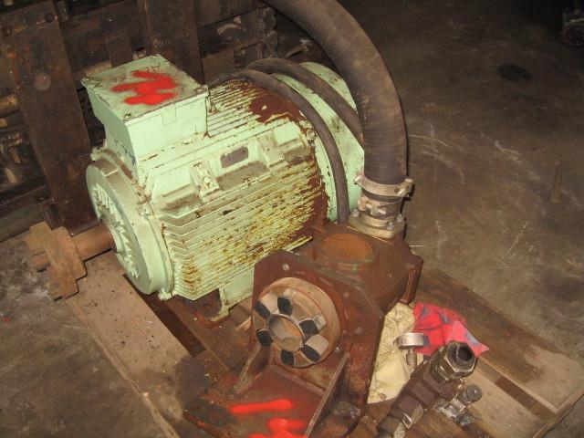 14. Hydraulik pumper - Dobbel variabel