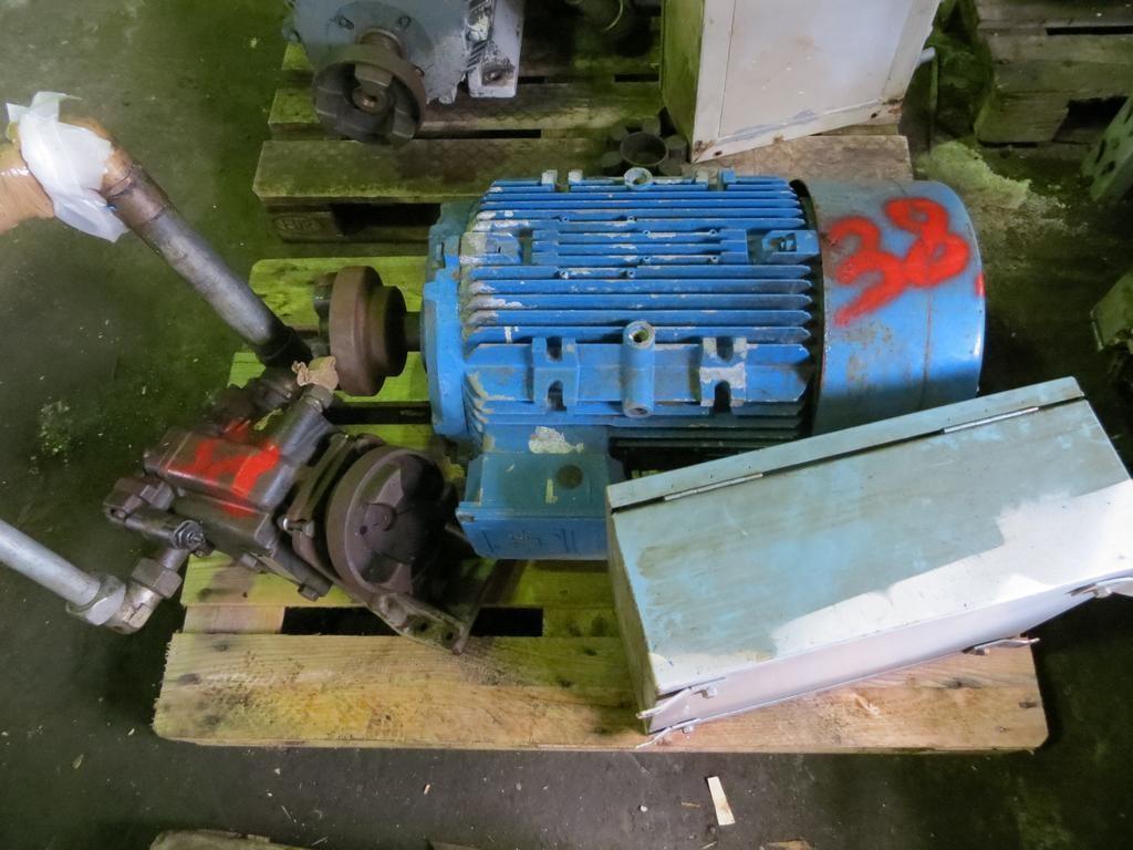 38. Hydraulik pumper - Vickers PvH980 IC RF 1 S10