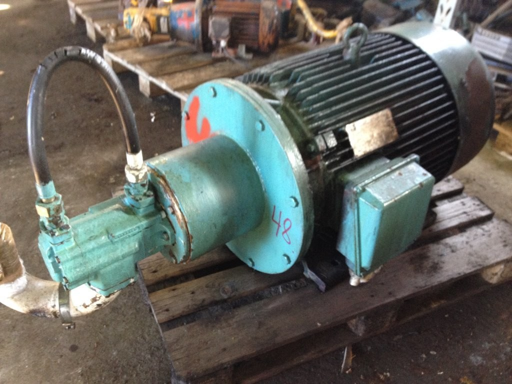48. Hydraulik pumper - Dobbel pumpe
