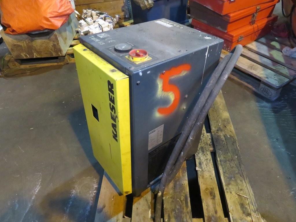 5. Luft kompressorer - Kaeser Luft tørker