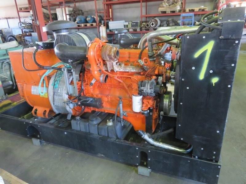 1. Motor og Generator sett - Iveco  F4HE0685A