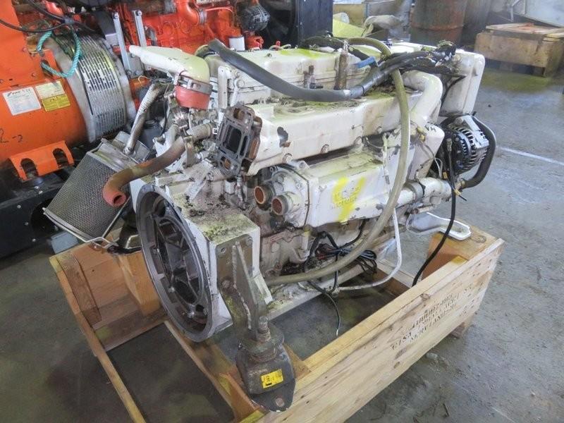 4. Motor og Generator sett -  Iveco F4AE0686G x E