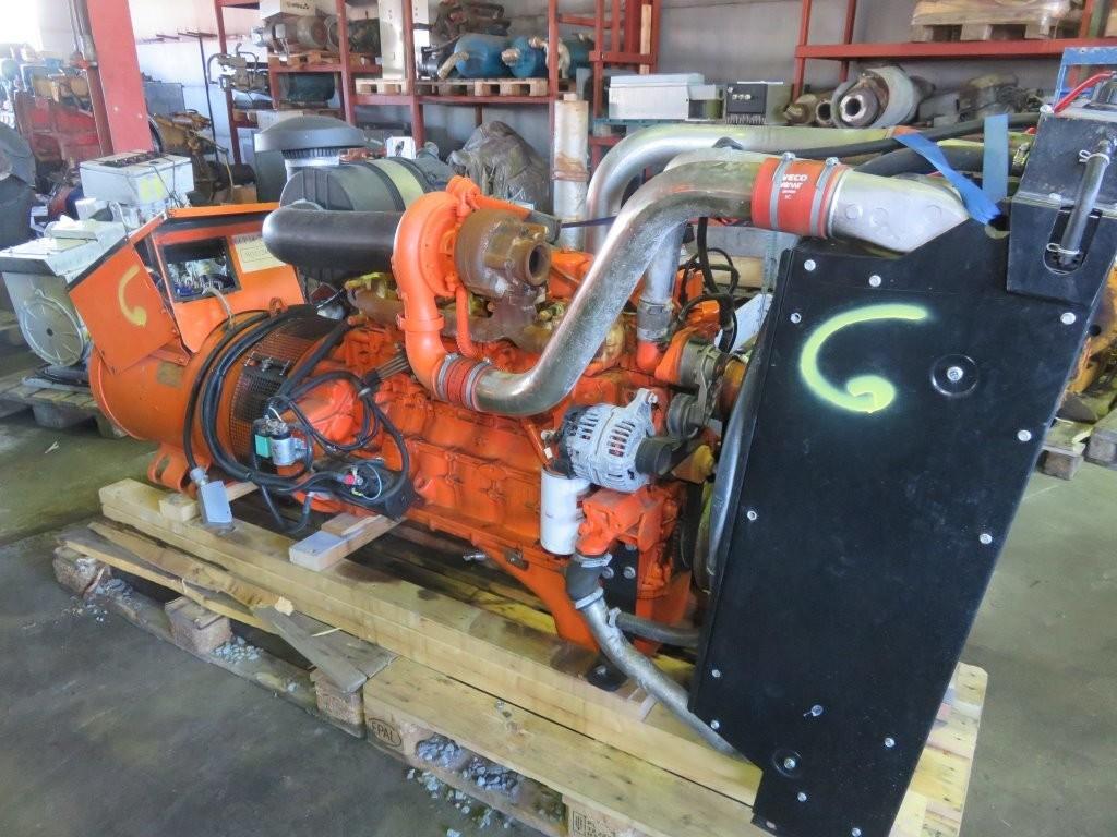6. Motor og Generator sett  Iveco